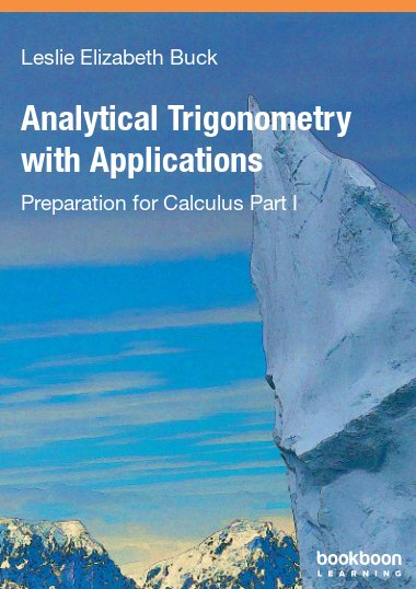Analytical Trigonometry with Applications