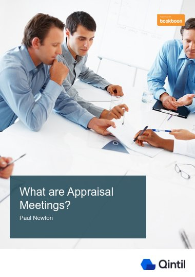 What are Appraisal Meetings?
