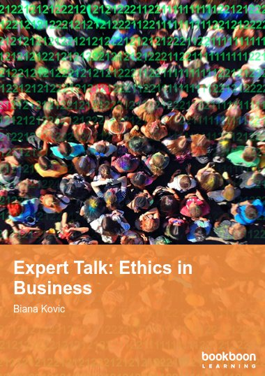 Expert Talk: Ethics in Business