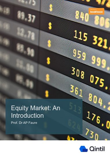 Equity Market: An Introduction