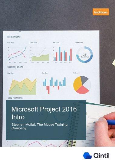 Microsoft Project 2016 Intro