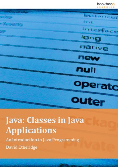 Java: Classes in Java Applications
