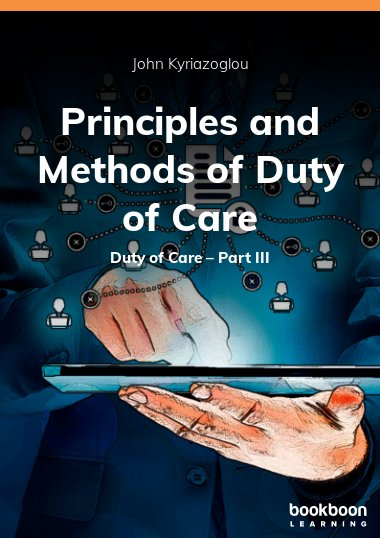 Principles and Methods of Duty of Care