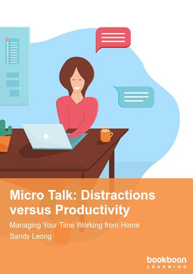 Micro Talk: Distractions versus Productivity