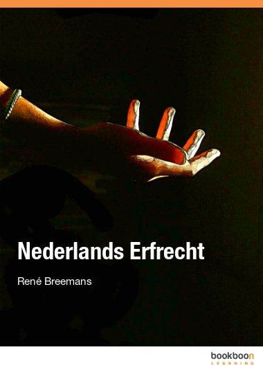 Nederlands Erfrecht