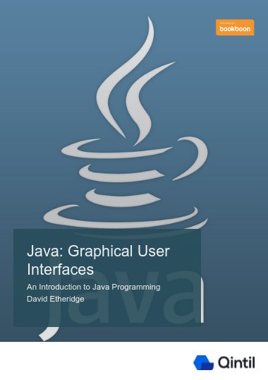 Java: Graphical User Interfaces