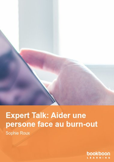 Expert Talk: Aider une persone face au burn-out
