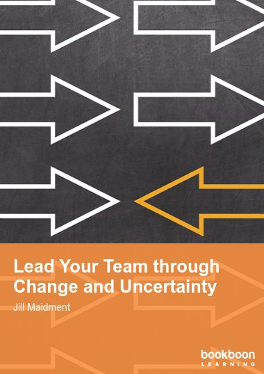 Lead Your Team through Change and Uncertainty