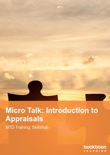 Micro Talk: Introduction to Appraisals