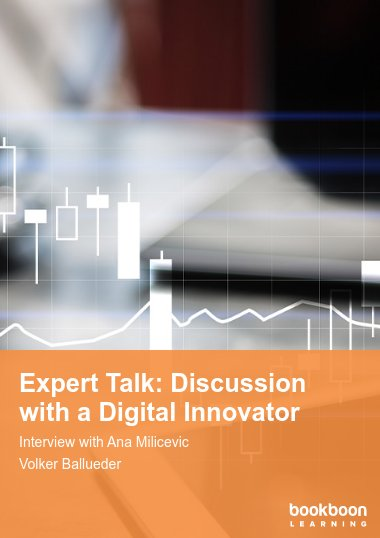 Expert Talk: Discussion with a Digital Innovator