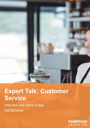 Expert Talk: Customer Service