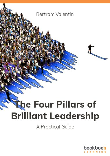 The Four Pillars of Brilliant Leadership