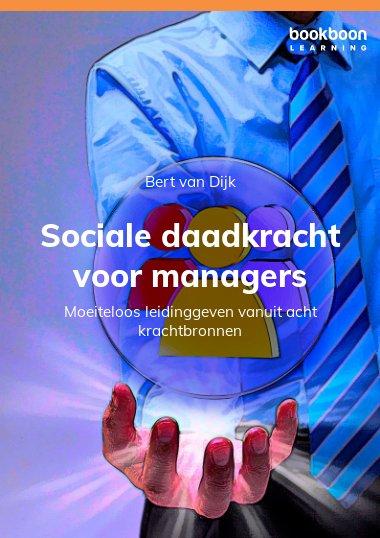 Sociale daadkracht voor managers
