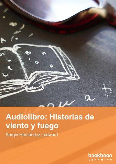 Audiolibro: Historias de viento y fuego