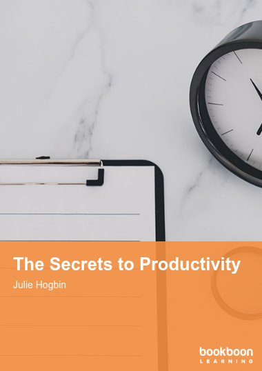 The Secrets to Productivity