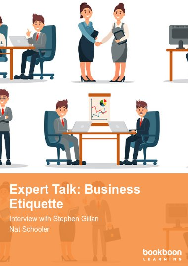 Expert Talk: Business Etiquette