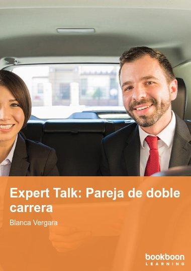 Expert Talk: Pareja de doble carrera