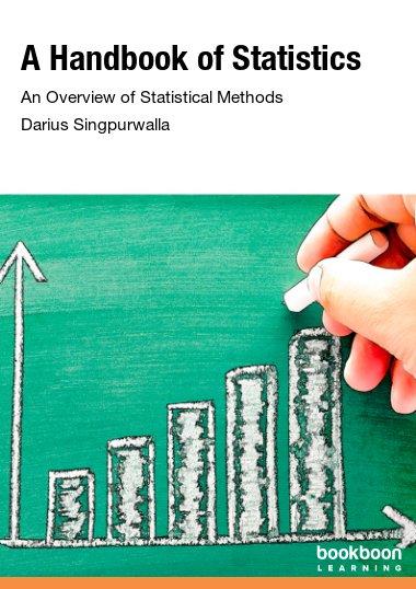 A Handbook of Statistics