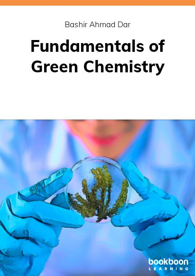 Fundamentals of Green Chemistry