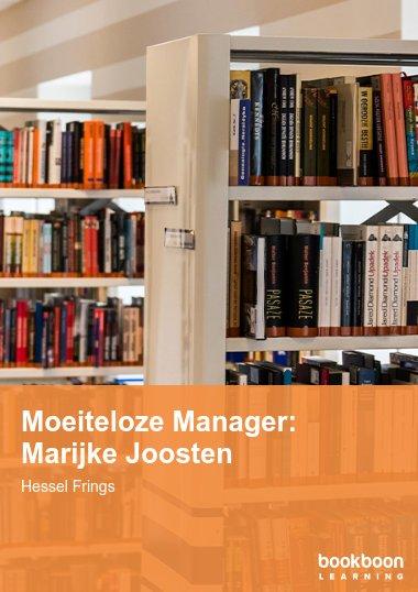 Moeiteloze Manager: Marijke Joosten