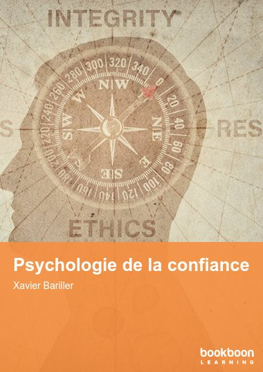 Psychologie de la confiance