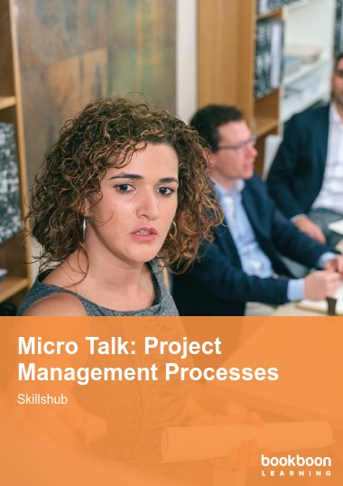 Micro Talk: Project Management Processes