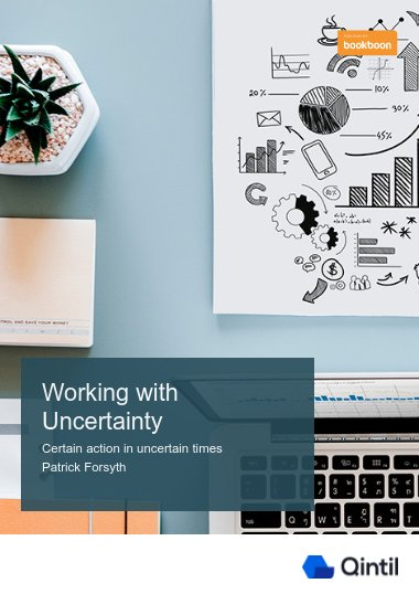 Working with Uncertainty