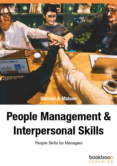 People Management & Interpersonal Skills