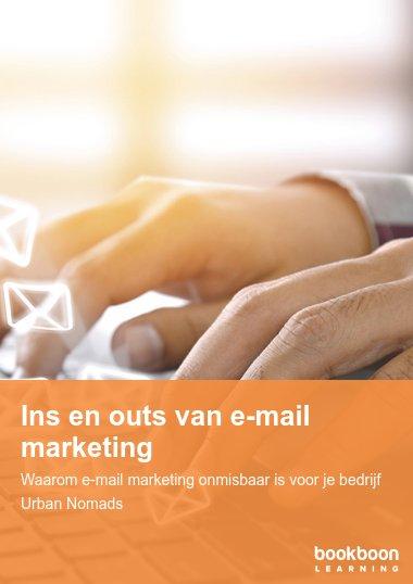 Ins en outs van e-mail marketing