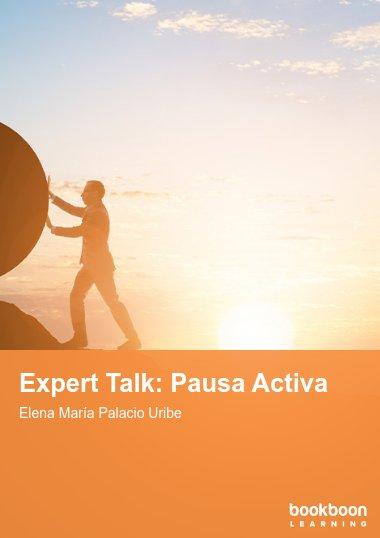 Expert Talk: Pausa Activa