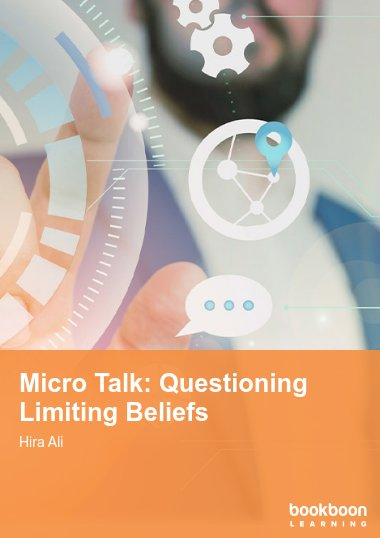 Micro Talk: Questioning Limiting Beliefs