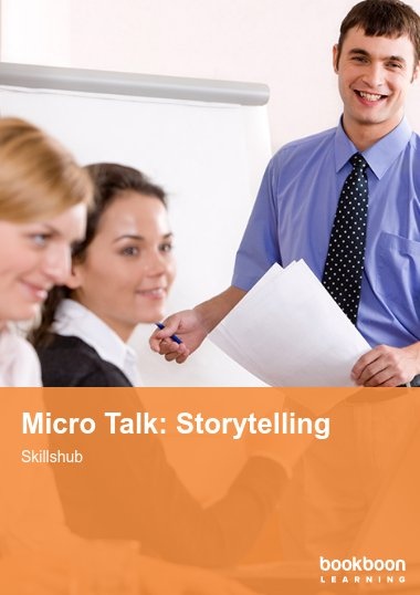 Micro Talk: Storytelling