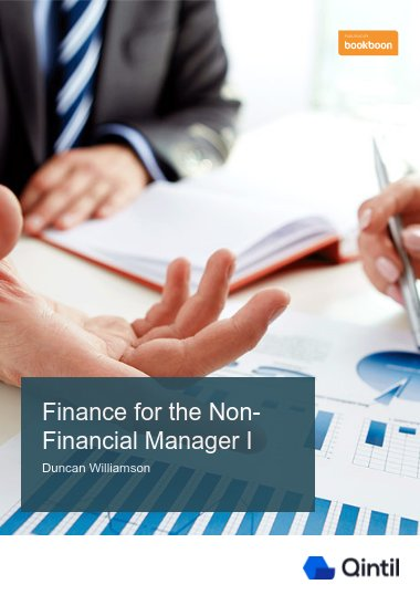 Finance for the Non Financial Manager I