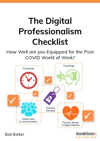 The Digital Professionalism Checklist