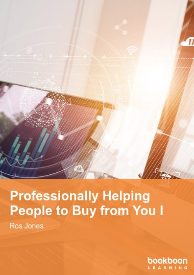 Professionally Helping People to Buy from You I