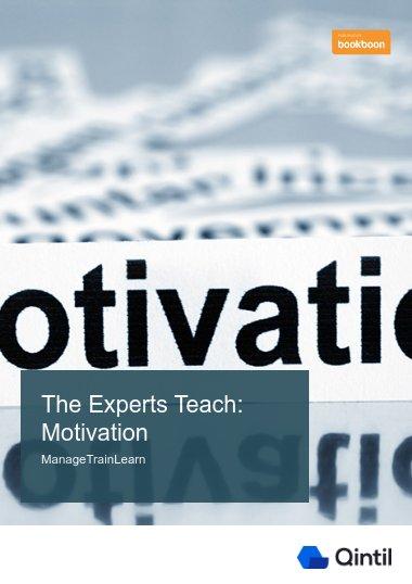 The Experts Teach: Motivation