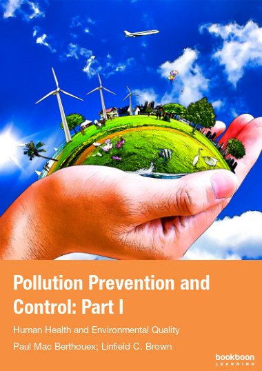 Pollution Prevention and Control: Part I