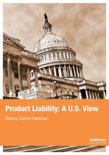 Product Liability: A U.S. View
