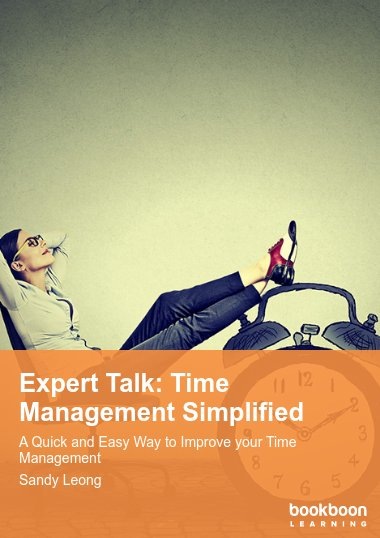 Expert Talk: Time Management Simplified