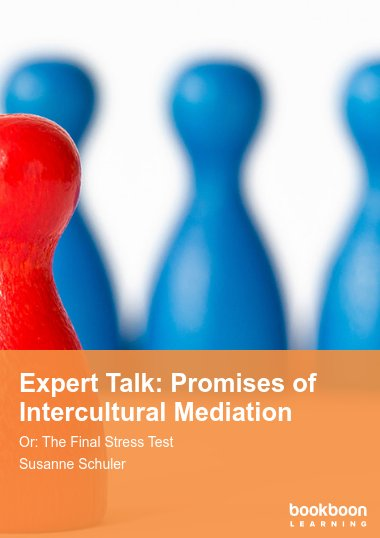 Expert Talk: Promises of Intercultural Mediation