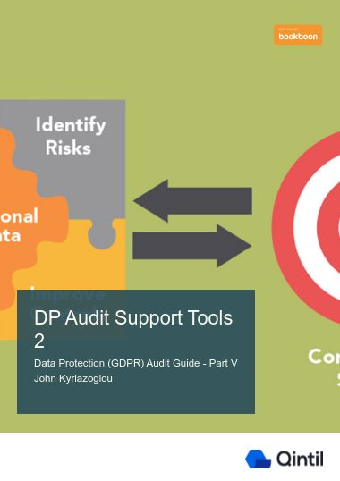 DP Audit Support Tools 2