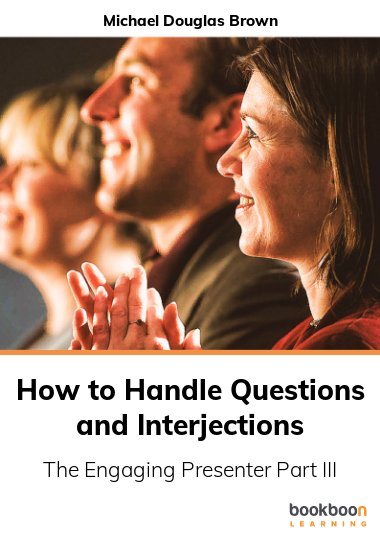 How to Handle Questions and Interjections
