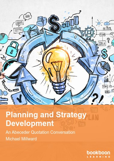 Planning and Strategy Development