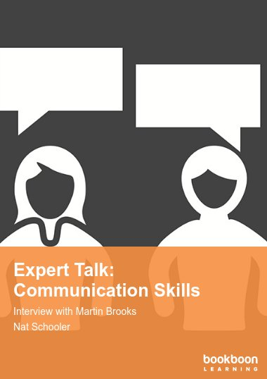 Expert Talk: Communication Skills