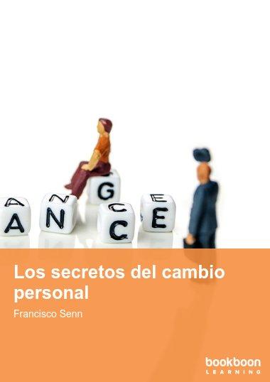 Los secretos del cambio personal