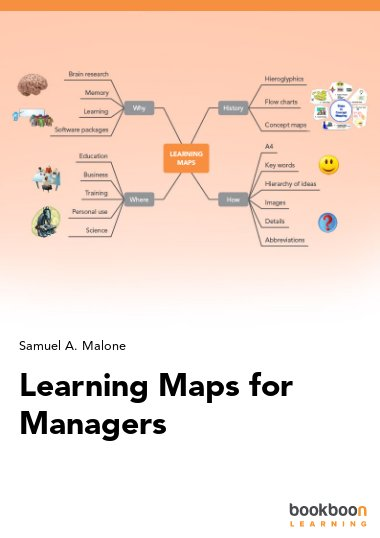 Learning Maps for Managers