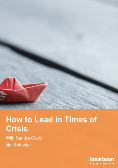 How to Lead in Times of Crisis
