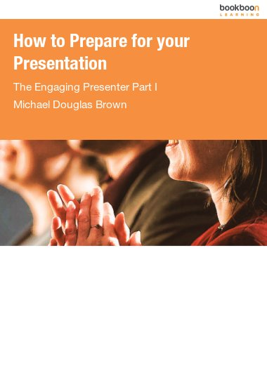 The Engaging Presenter Part I