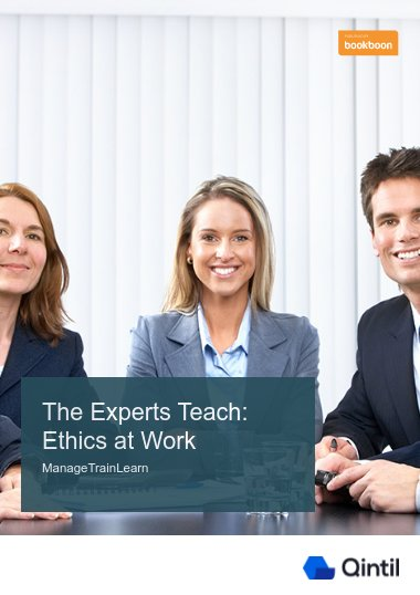 The Experts Teach: Ethics at Work