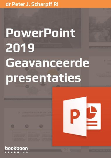 PowerPoint 2019 Geavanceerde presentaties